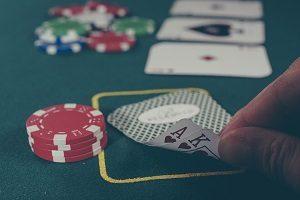 Kom online spellen spelen, zoals blackjack en roulette